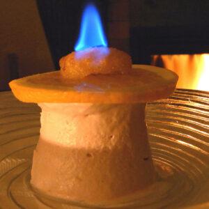 Feuerzangenparfait