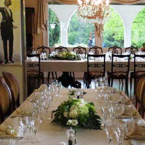Villa Morissolia Dinner