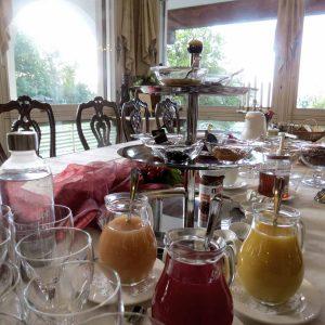 Villa Morissolina Breakfast