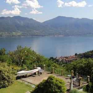 Villa Morissolina View Lago Magiore