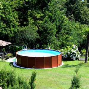 Villa Morissolina Pool